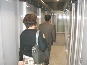 トランクルームの案内